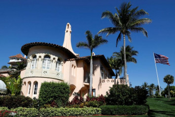 Woman from China arrested at Trump resort with malware on thumb drive