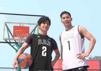 My MVP Valentine actors Tony Sun, Johnny Yen reunite for 1-on-1 match