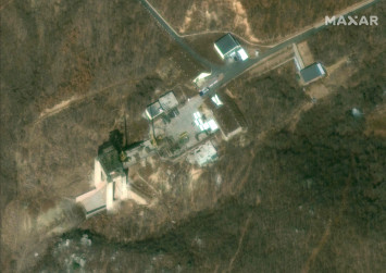 North Korea rocket site appears 'operational' again, say US experts