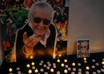 Superhero creator Stan Lee honoured in Hollywood