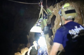 Netflix signs deal for miniseries on Thai cave rescue