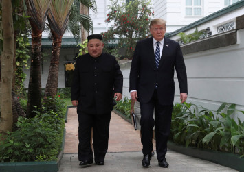 Trump-Kim summit 2019 in disarray as talks cut short