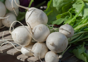 Husband mishears wife's romantic request, gets her turnips instead of tulips