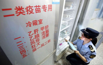 China disciplines 80 officials linked to major vaccine scandal