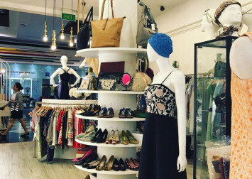 Second-hand shopping in Singapore: Top thrift and vintage stores to dress like a 90s fashion icon