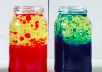 5 cool kitchen pantry science experiments to keep the kids entertained