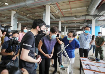 Technology to help foreign workers in dorms monitor health amid Covid-19 pandemic: Josephine Teo