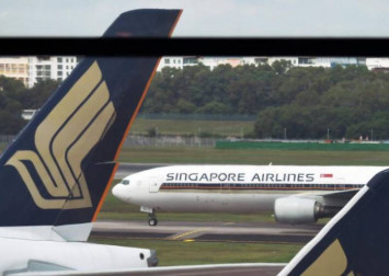 Singapore Airlines: Tough days ahead despite rights issue