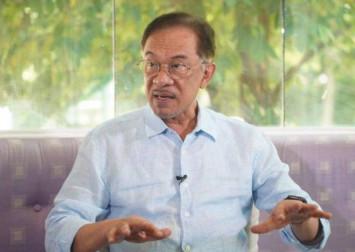 Anwar says Pakatan Harapan won't allow any attempt to disrupt King's royal address in Parliament on May 18