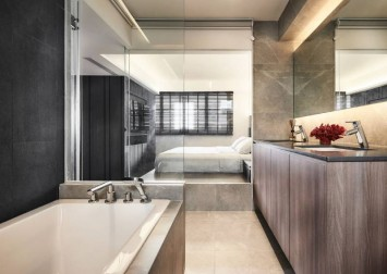 20 beautiful HDB bathrooms with bathtubs