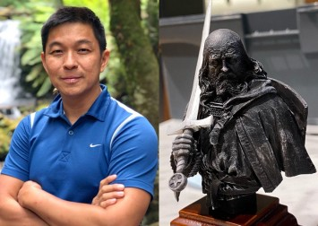 Speaker of Parliament Tan Chuan-Jin reveals his geeky housebound hobby: Painting miniatures