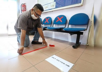 Malaysia's schools prep for re-opening ahead of announcement