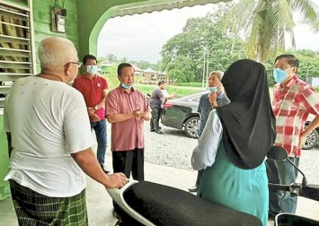Pregnant woman in Malaysia loses hubby days before Raya