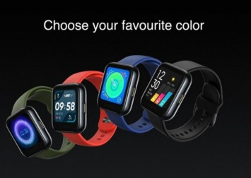 Realme unveils its first smartwatch with a 9-day battery life