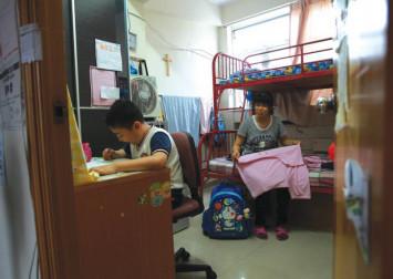 Deprived Hong Kong kids at losing end as virus widens digital divide