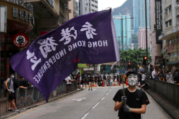 Hong Kong security chief warns of growing 'terrorism' as government backs Beijing's planned security laws