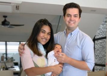Parents of newborn both had Covid-19