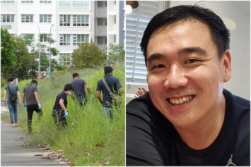Family of Punggol Field murder victim arrived too late to catch his dying words