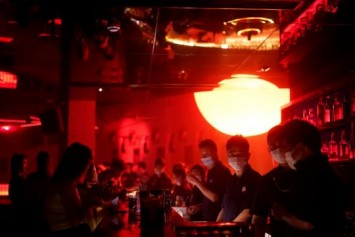 Dancing with disinfectant: China's nightclubs back in the groove post-Covid-19 lockdown