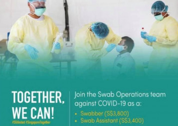 Are swabbers overpaid compared to nurses? MOH responds after viral post stirs debate