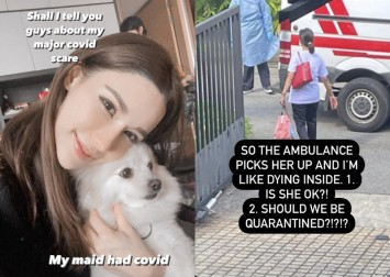 MOM says Jade Rasif's account of maid with Covid-19 'inaccurate', latter disagrees