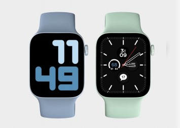 Apple Watch Series 7 may come with a flat-edged design and new colour option
