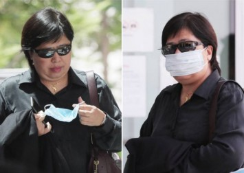 Woman who challenged SDA at MBS shows up at court without mask