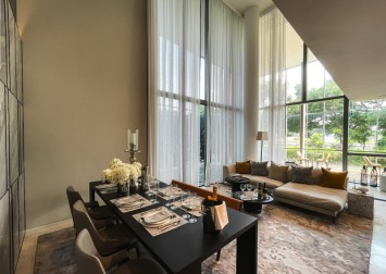 8 newly-launched condominiums with high-ceiling loft units