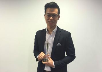 Rising stars of Singapore advertising honoured at Hall of Fame 2016