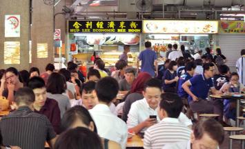 Where Singapore's worst and best hawker centres and coffee shop toilets are