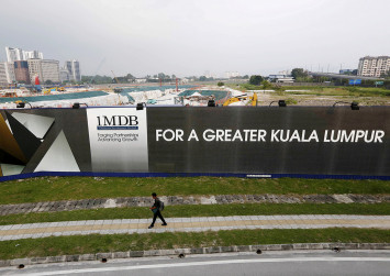 Malaysia's attorney general vows action against wrongdoers in 1MDB case