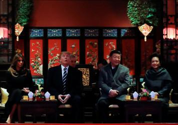 China media praises tone, outcome of Trump-Xi summit