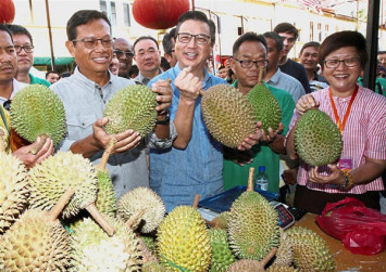 Malaysia's Musang King durian festival a roaring success; to be held annually