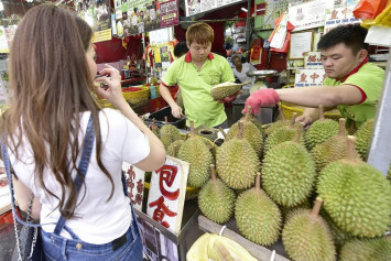 Malaysian govt to study aphrodisiac claims of durians