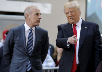 NBC News fires 'Today' co-host Matt Lauer for sexual misconduct, Trump weighs in