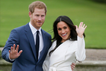 Royal Wedding: will raucous US in-laws out-sparkle Markle?