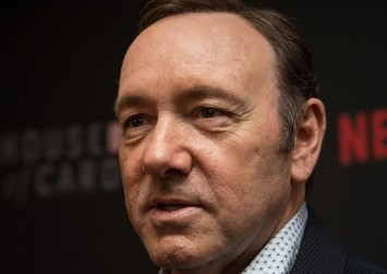 Spacey seeks treatment after sexual misconduct claims