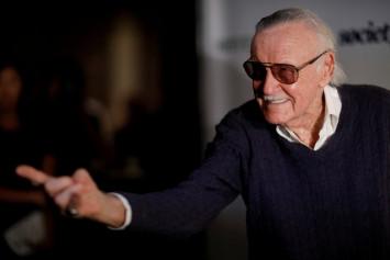 Marvel superheroes mourn Stan Lee on social media