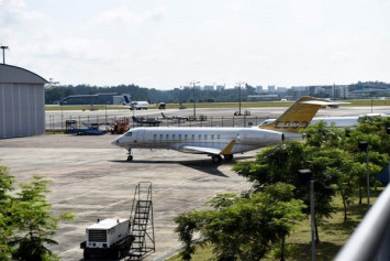 US court approves sale of 1MDB-linked jet impounded by Singapore