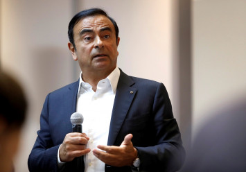 Nissan board fires chairman Carlos Ghosn
