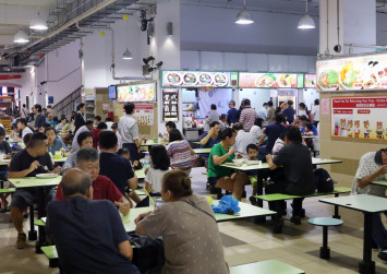 Parliament: 3 areas MEWR wants to improve for new hawker centres