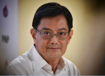 I'm healthy enough to be PAP's next leader, says Heng Swee Keat