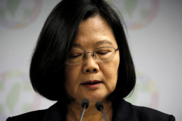 Taiwan's Tsai Ing-wen quits as chairman of ruling DPP after party loses key cities in local polls