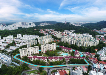 Singapore High Court grants sale order to Goodluck Garden en bloc