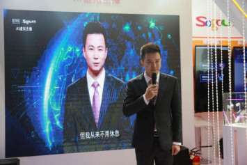 Chinese state media debuts 'AI' news anchors which can work 24 hours a day
