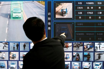 Beijing pioneering China's controversial 'points' system for citizens