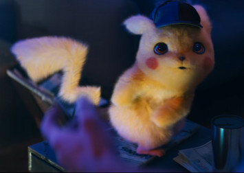 Pikachu talks in new movie trailer and the Internet is going nuts