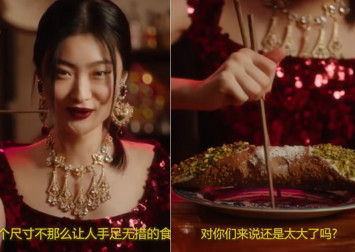 Italian fashion brand D&G sparks fury in China over racist remarks