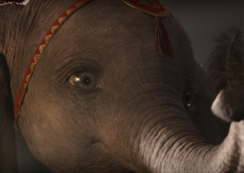 Disney gave glimpses of live-action 'Dumbo'