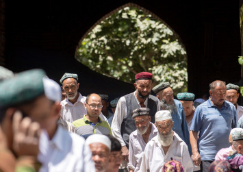 China says world should ignore 'gossip' about Xinjiang detention camps